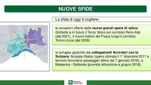 INFRASTRUTTURE E MOBILITA': LE STRADE DEL FUTURO Slide 2
