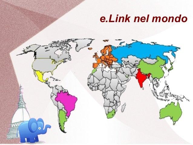 e.Link nel mondo