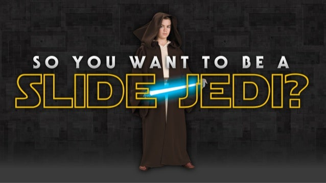 Slide Wars- The Force Sleeps Slide 2