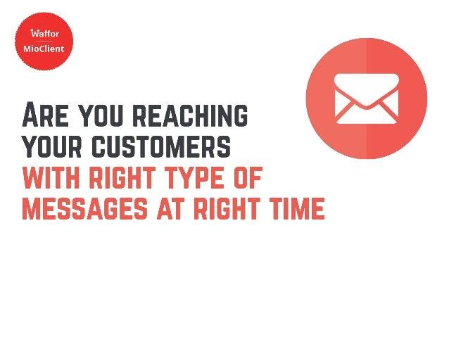 Waffor MioClient - Customer Engagement & Retention Platform Slide 3