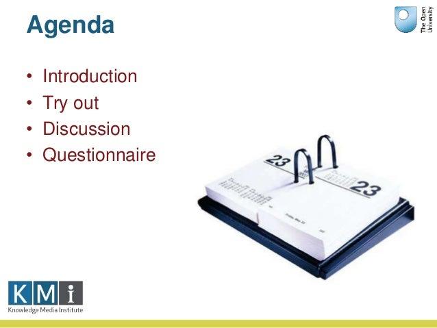 Collaborative OpenCourseWare Authoring: The SlideWiki Platform Slide 2
