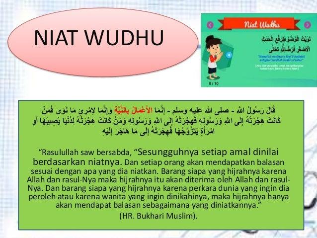 Slide Wudhu P P