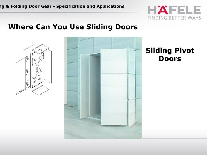 Surprising Folding Door Gear Pictures - Image design house plan ...