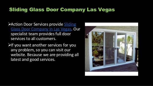 How To Replace A Sliding Glass Patio Door