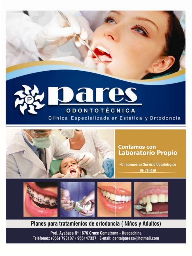 Odontotécnica Pares
