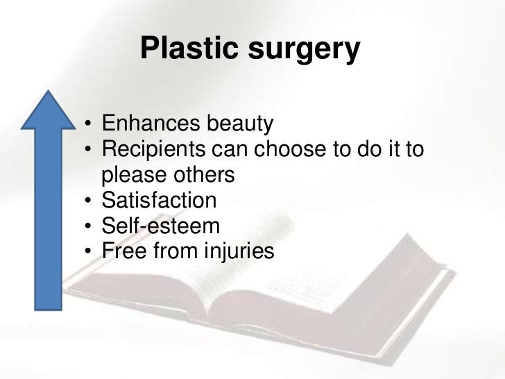 The Pitfalls of Plastic Surgery - EBSCOhost