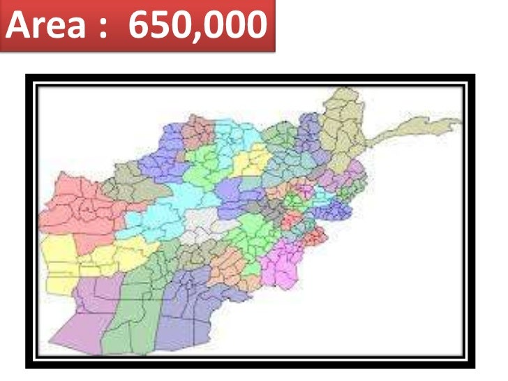 Area : 650,000
