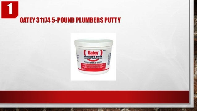 Best Plumbers Putty Reviews: Top Pick