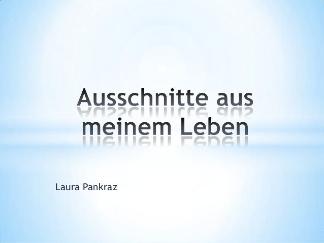 Laura Pankraz