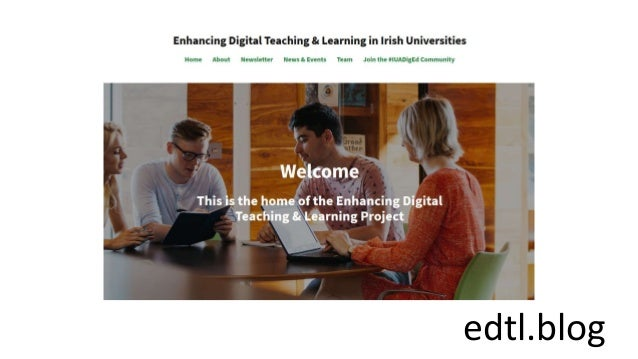 Enhancing Digital Teaching and Learning