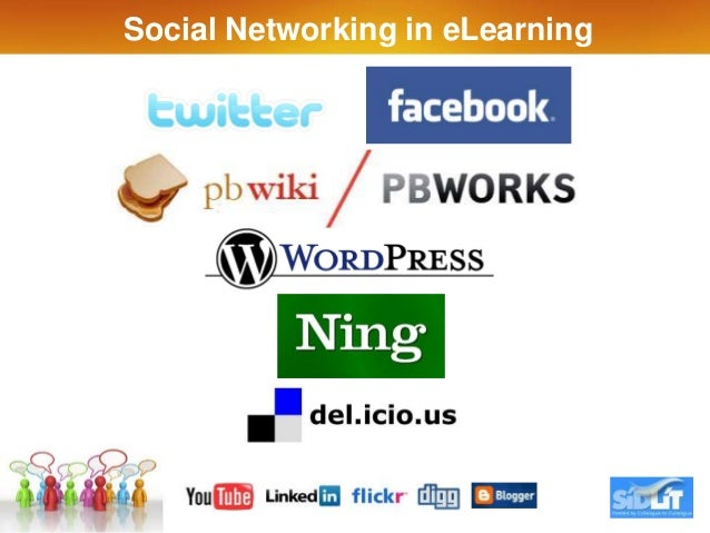 Social eLearning - SIDLIT Slide 3