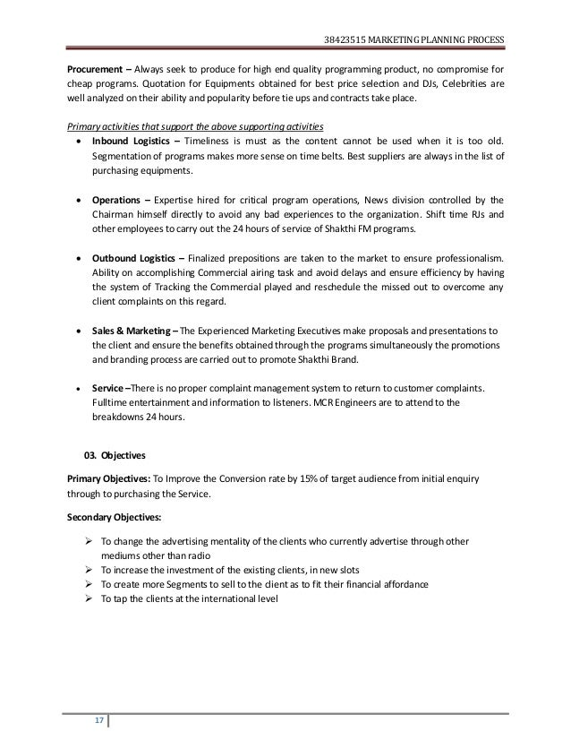 cim marketing planning process assignment Marketing strategy assignment essay on: marketing plan for business  the customer needs and to identify the proper research through the process of planning, range .