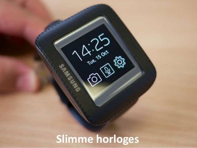 Slimme horloges
