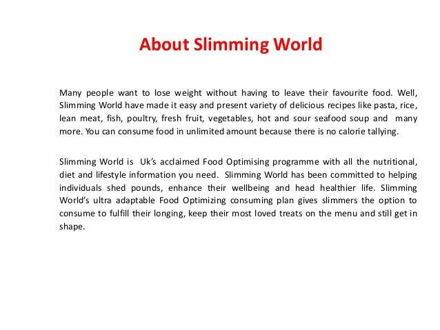 Treats On Slimming World Diets Directposts