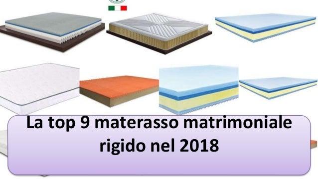 Materasso Matrimoniale Rigido.La Top 9 Materasso Matrimoniale Rigido Nel 2018