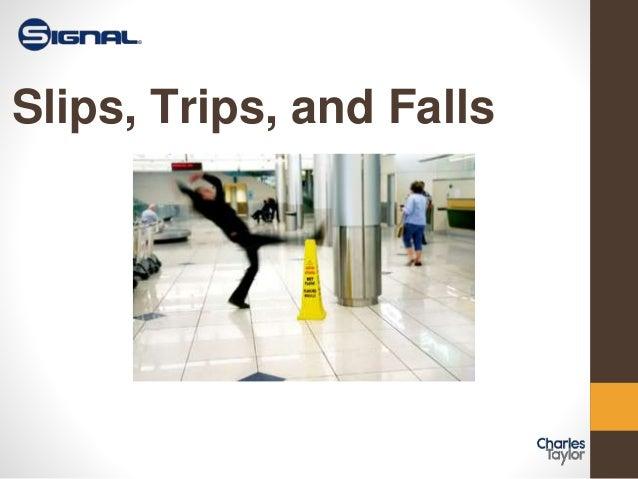 slips trips and falls training pdf