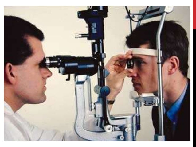Lenses of slit lamp biomicroscope & indirect ophthalmoscope.