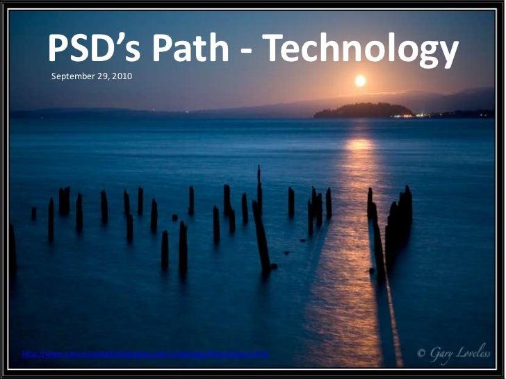 PSD's Path - Technology<br />September 29, 2010<br />http://www.naturespathphotography.com/Landscape/MoonDance.html<br />