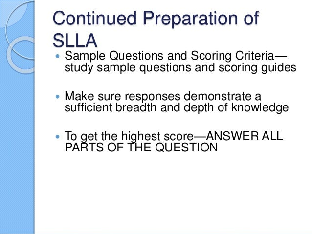 school leaders licensure assessment review from this book slla cras rh slideshare net study guide for the school leaders licensure assessment chapter 5 school leaders licensure assessment 6011 study guide