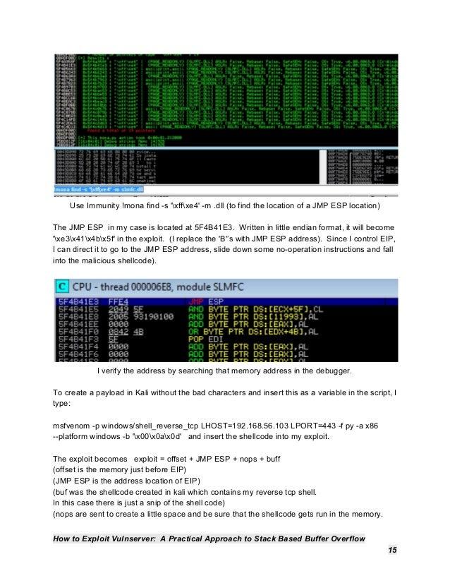 Endian Firewall Exploit