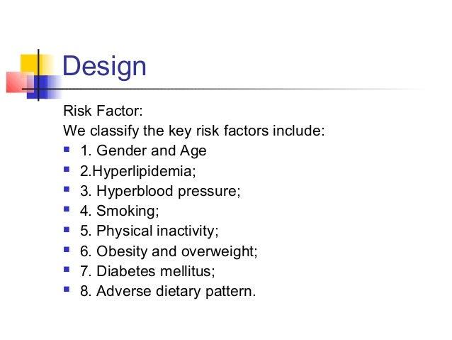 Design Exclusion criteria:  Pregnancy  Breast feeding