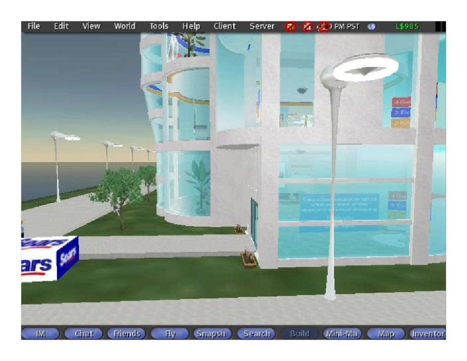 IBM and Virtual Worlds     12   IM AR
