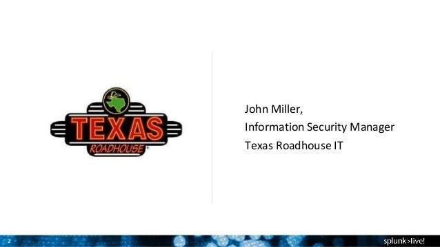 Texas Roadhouse Analysis Essay