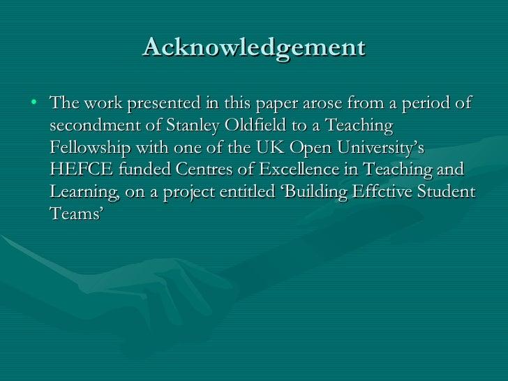 Collaborative Teaching Fellowship ~ Online collaborative activities