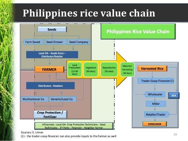 Mushroom value chain
