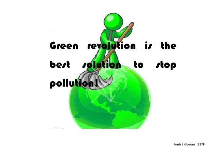 Slogans environment
