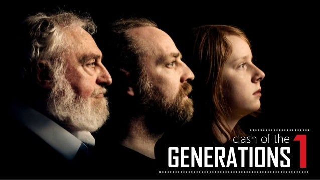 GENERATIONS clash of the 1