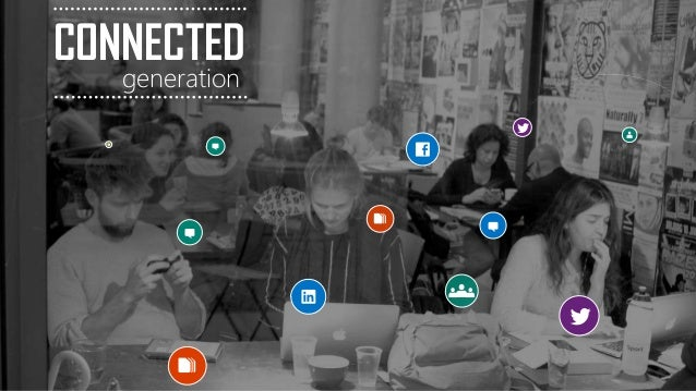 CONNECTED generation