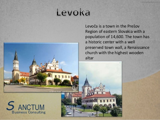 Looking for Slovakia Visitor visa - Contact Sanctum Consulting