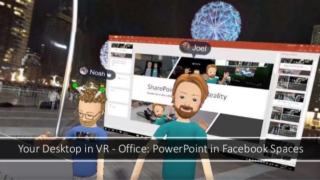 Microsoft Mixed Reality: Exploring SharePoint Spaces and