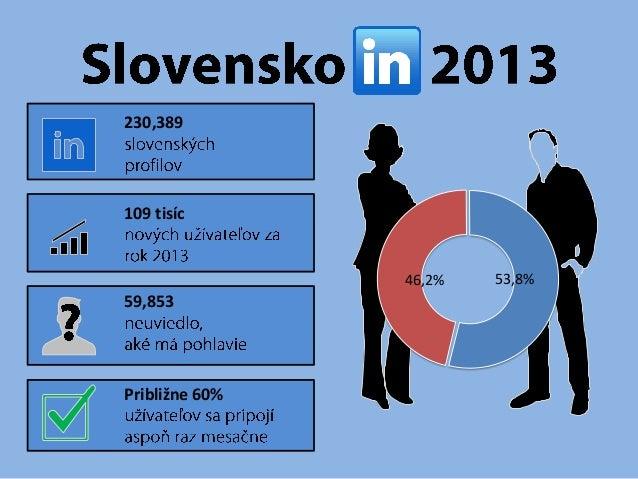 Slovenský Linkedin 2013 Slide 2