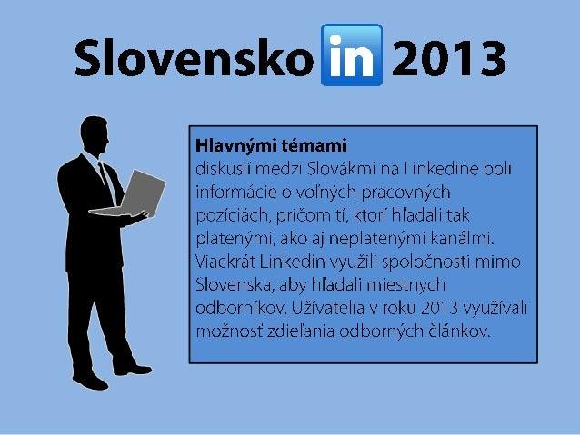 Slovenský Linkedin 2013 Slide 3