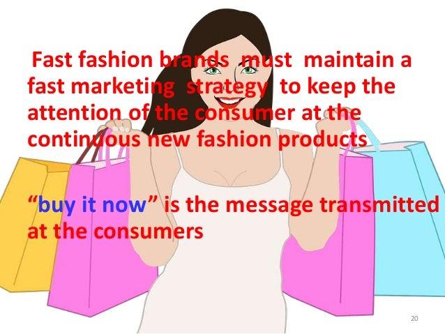 19 20 Fast Fashion Brands