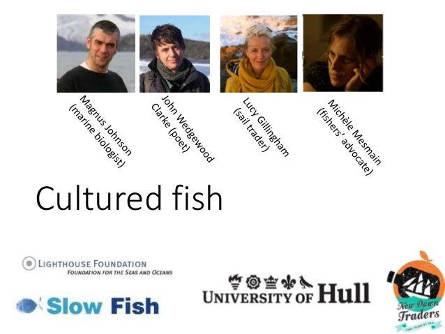 Cultured fish