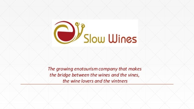 The growing enotourism company that makes the bridge between the wines and the vines, the wine lovers and the vintners