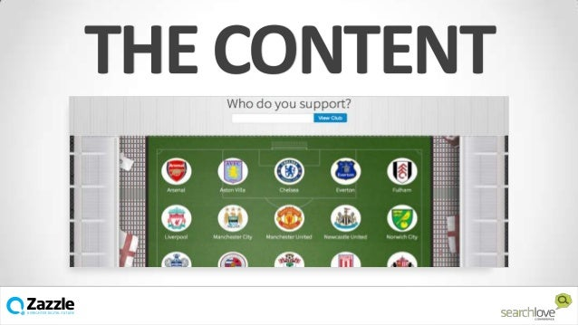 THE CONTENT  v