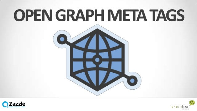 OPEN GRAPH META TAGS  v
