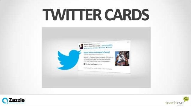 TWITTER CARDS  v