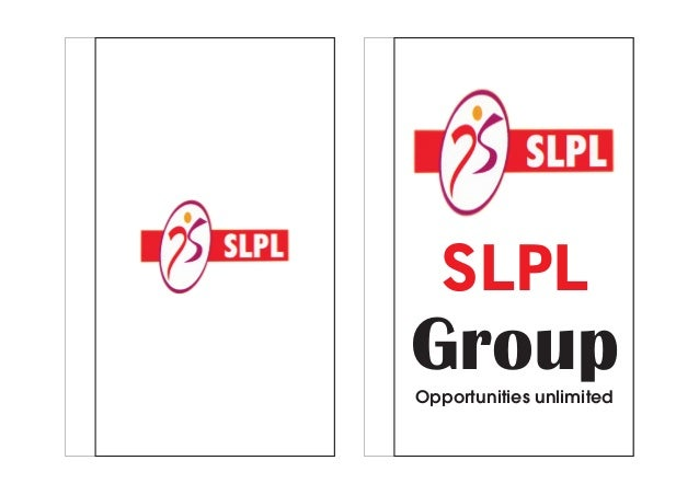 SLPLGroupOpportunities unlimited