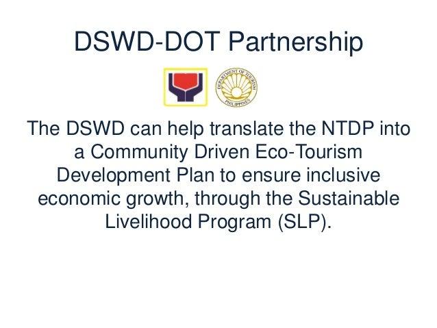 { Inclusive Tourism } Destination Communities Supplier Communities