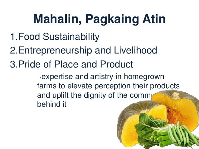 Mahalin, Pagkaing Atin business to business campaign DSWD as the top-of-mind and preferred CSR for corporations and part...