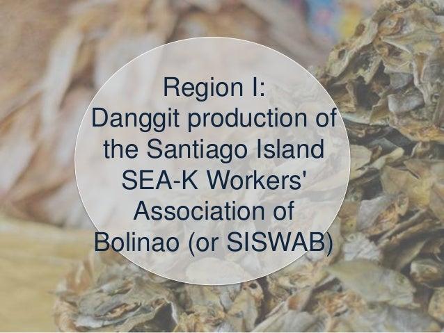 Region I: Pangasinan boneless bangus