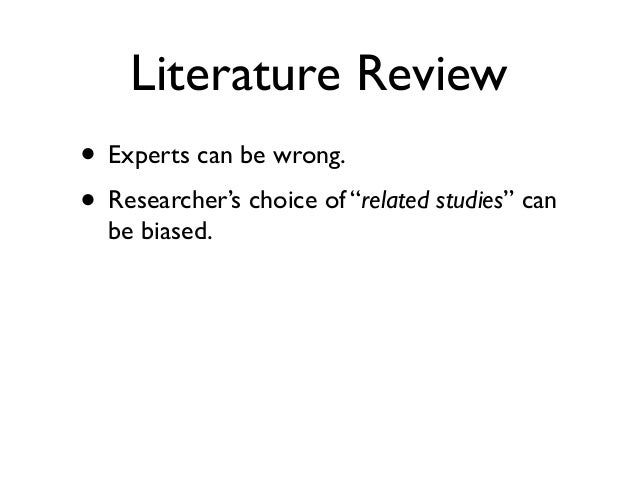Writing the Review   Systematic Reviews   Research   Subject     SlidePlayer The three types of literature review designs