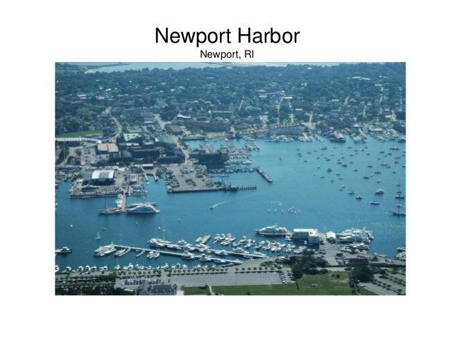 Newport Harbor Newport, RI