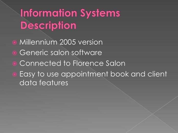S L Salon P P T Slide 3
