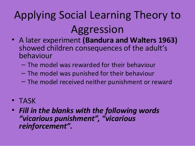 social psychological theory of aggression Scholarly, well-referenced, and clearly organized, violence, aggression, and coercive actions offers a new theory about aggression that is rooted in social and psychological perspectives because of its interdisciplinary approach, the book will be appropriate for psychology, sociology, and criminology audiences.